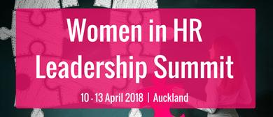 Women In HR Leadership Summit