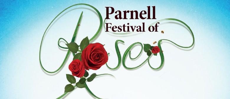 Parnell Festival of Roses 2017