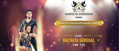 Passion of Expression Bachata Sensual Tuesdays