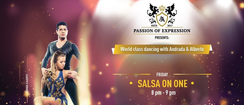 Passion of Expression - Salsa Fridays