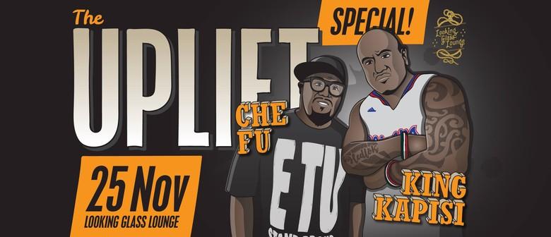 The Uplift Special - Hedlok (Che Fu & King Kapisi)