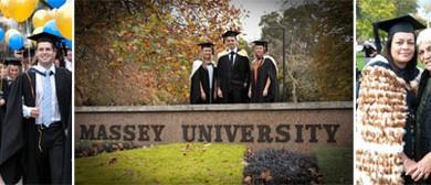 Massey University Graduation