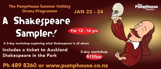 A Shakespeare Sampler