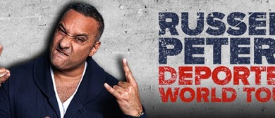 Russell Peters Deported World Tour 2018