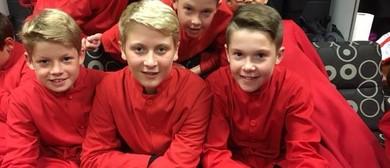 Christchurch Boys' Choir - Airs and Graces