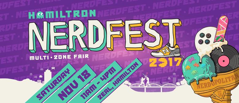 Hamiltron NerdFest 2017