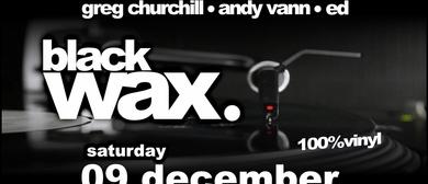 Black Wax (100% Vinyl) #7