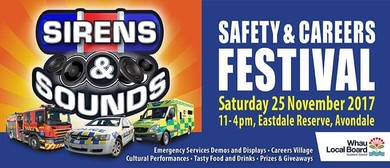 Sirens & Sounds Safety & Careers Festival