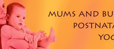 Postnatal Yoga for Mums and Bubs