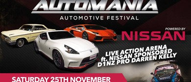 Automania Automotive Festival 2017 - Powered By Nissan