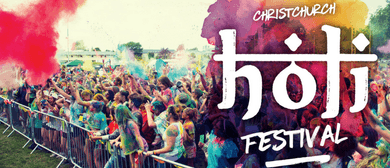 Christchurch Holi-Festival of Colours