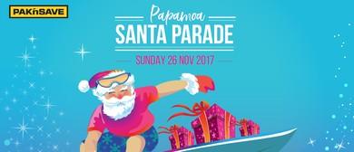 Pak 'n' Save Papamoa Santa Parade