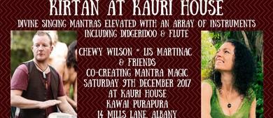 Kirtan At Kauri House