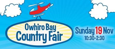 Owhiro Bay Country Fair