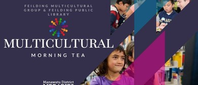 Feilding Multicultural Morning Tea At the Library