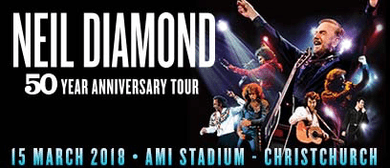 Neil Diamond 50th Anniversary Tour: CANCELLED