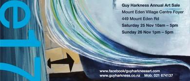 Guy Harkness 2017 Art Sale