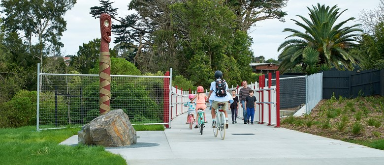 Waterview Shared Path Fun Day