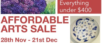 The Affordable Art Sale