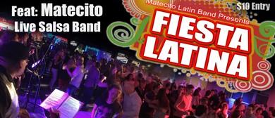 Fiesta Latina: Feat Matecito Salsa Band