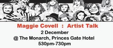 Maggie Covell: Artist Talk