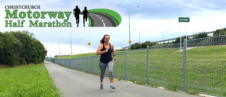 Christchurch Motorway Half Marathon