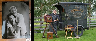 Tintype Portraits with Brian Scadden: SOLD OUT