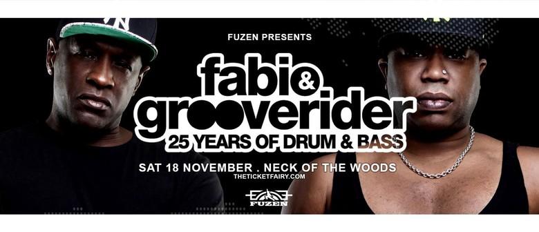 Fabio & Grooverider - 25 Years of DnB