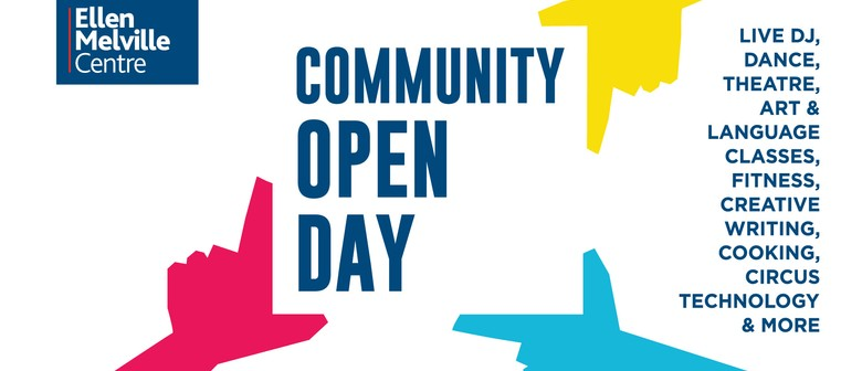 Ellen Melville Centre Community Open Day