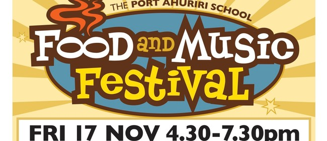 Port Ahuriri School Food and Music Festival