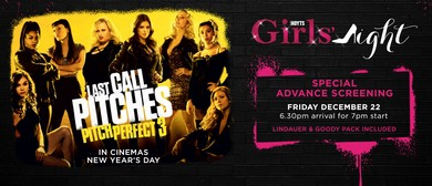 Girls Night Out - Pitch Perfect 3