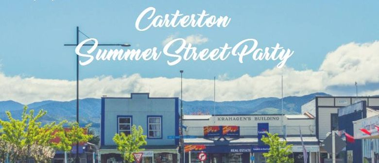 Carterton Summer Street Party