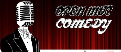 Comedy Open Mic
