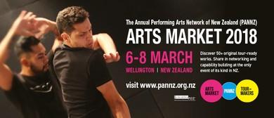 PANNZ Arts Market 2018