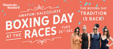 Manawatu Racing Club - Boxing Day Races