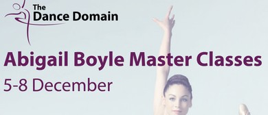 Ballet Master Classes With Abigail Boyle