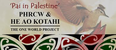 Special Film Screening: Pai In Palestine