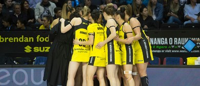 ANZ Premiership Netball - Central Pulse vs WBOP Magic