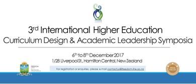 3rd International Higher Education Symposia