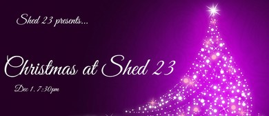 Christmas at Shed 23