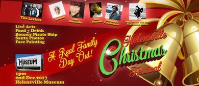 Helensville Christmas Festival/Parade