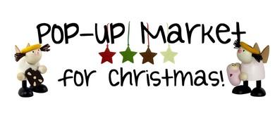 Pop-up! Christmas Market