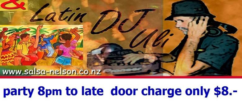 DJ Uli Latin Dance Party: Hot Salsa
