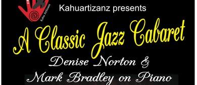 Classic Jazz Cabaret