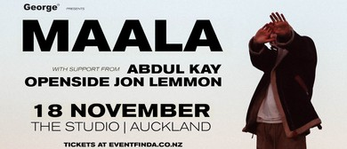 MAALA with guests Abdul Kay, Openside & Jon Lemmon