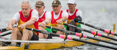 Legion of Rowers Masters Regatta