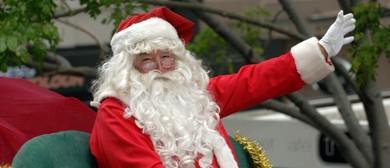 Come and Visit Santa