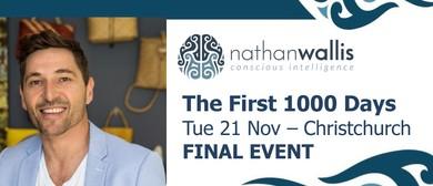 Nathan Wallis - The First 1000 Days