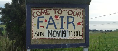 Purakaunui School Fair
