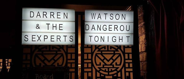 Darren Watson and The Dangerous Experts